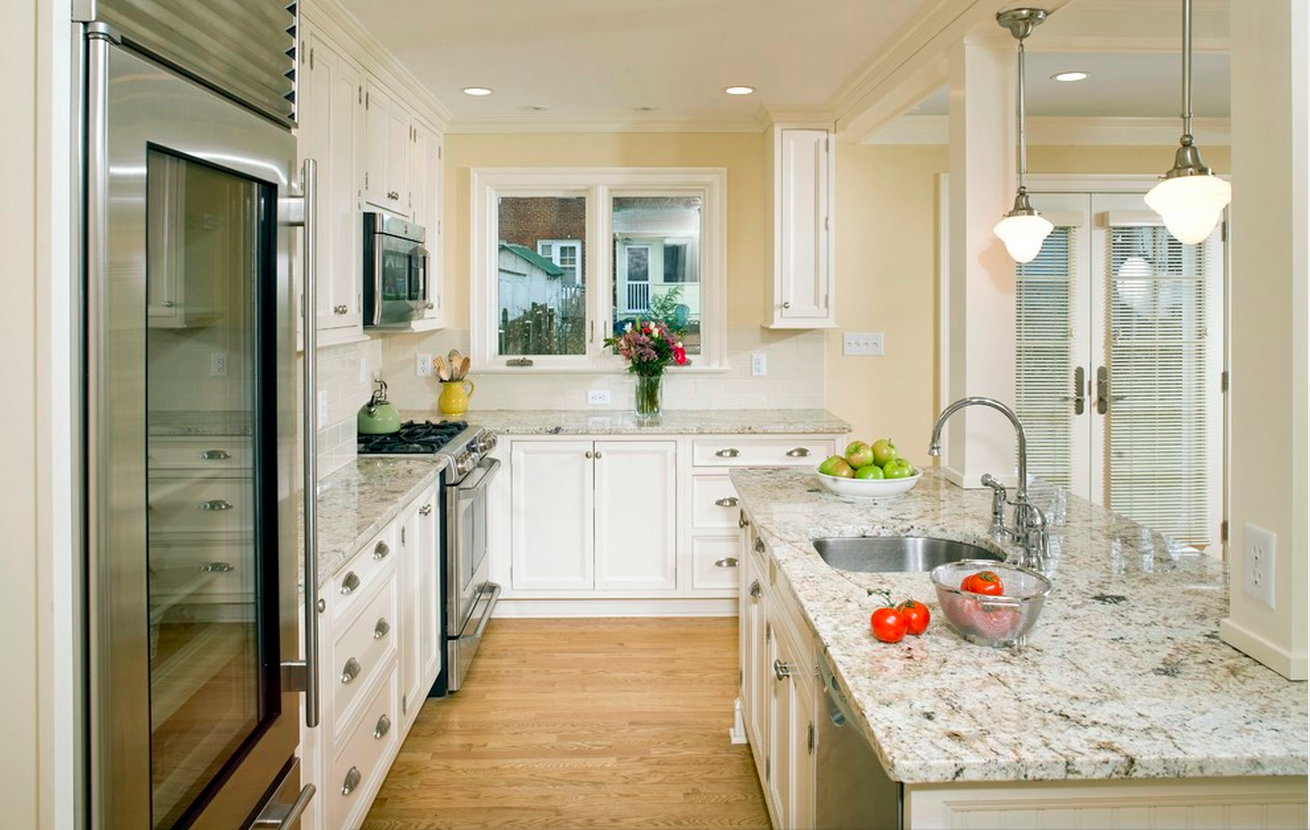 Granity Kitchen Countertop