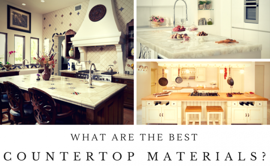 Graphics of Best Countertop Materials
